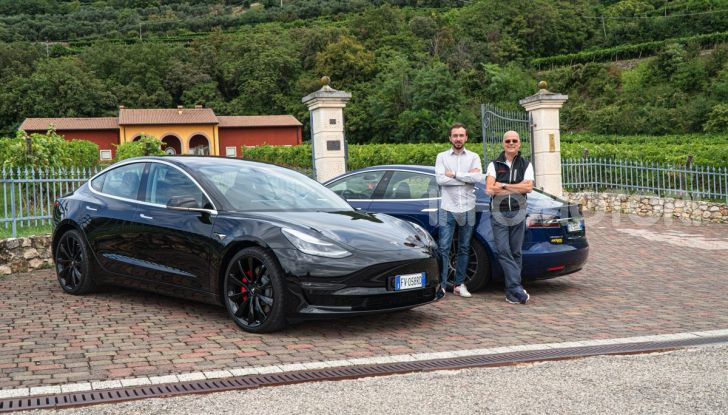 [VIDEO] Tesla Model S vs Tesla Model 3: quale comprare? - Foto 5 di 14