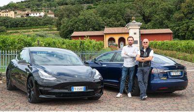[VIDEO] Tesla Model S vs Tesla Model 3: quale comprare?