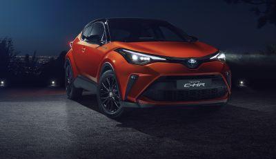 Nuova Toyota C-HR 2020: motore ibrido da 184CV e nuova tecnologia