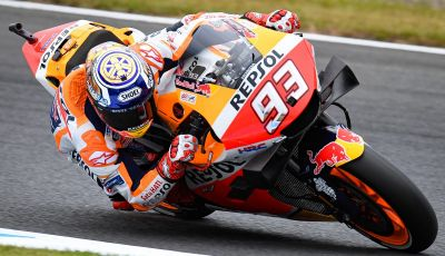 MotoGP 2019, GP del Giappone: Marquez in pole a Motegi davanti a Morbidelli e Quartararo, Rossi decimo
