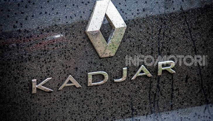 Renault Kadjar 4×4 Black Edition, versione speciale da fuoristrada - Foto 22 di 23