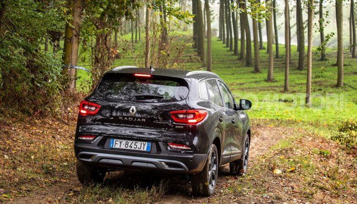 Renault Kadjar 4x4 Black Edition, 1.7 dCi e trazione integrale