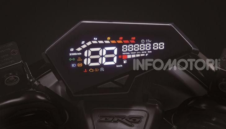 SYM: Tutte le novità moto e scooter presentate ad EICMA 2019 - Foto 10 di 68