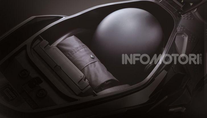 SYM: Tutte le novità moto e scooter presentate ad EICMA 2019 - Foto 12 di 68