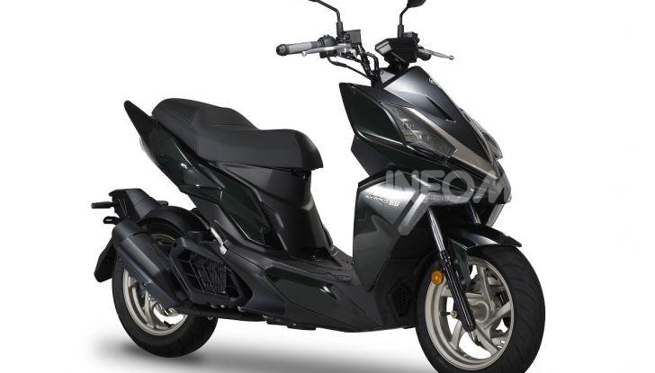 SYM: Tutte le novità moto e scooter presentate ad EICMA 2019 - Foto 5 di 68