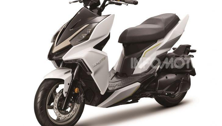 SYM: Tutte le novità moto e scooter presentate ad EICMA 2019 - Foto 1 di 68