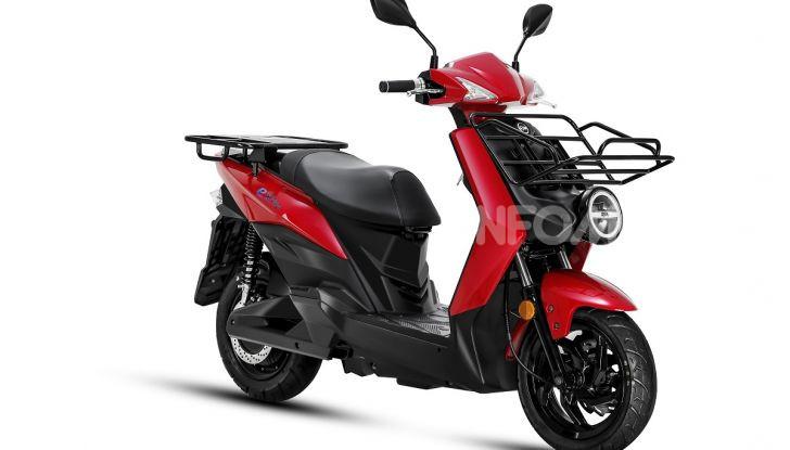 SYM: Tutte le novità moto e scooter presentate ad EICMA 2019 - Foto 19 di 68