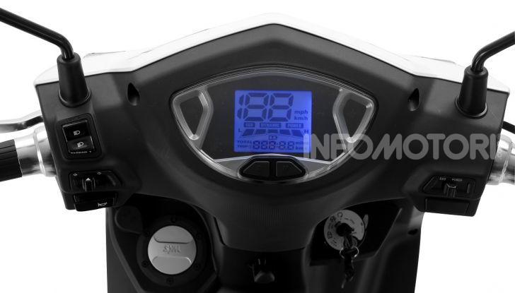 SYM: Tutte le novità moto e scooter presentate ad EICMA 2019 - Foto 20 di 68