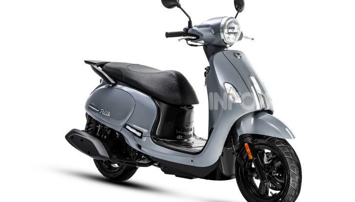 SYM: Tutte le novità moto e scooter presentate ad EICMA 2019 - Foto 25 di 68