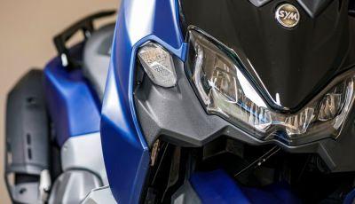 SYM: Tutte le novità moto e scooter presentate ad EICMA 2019