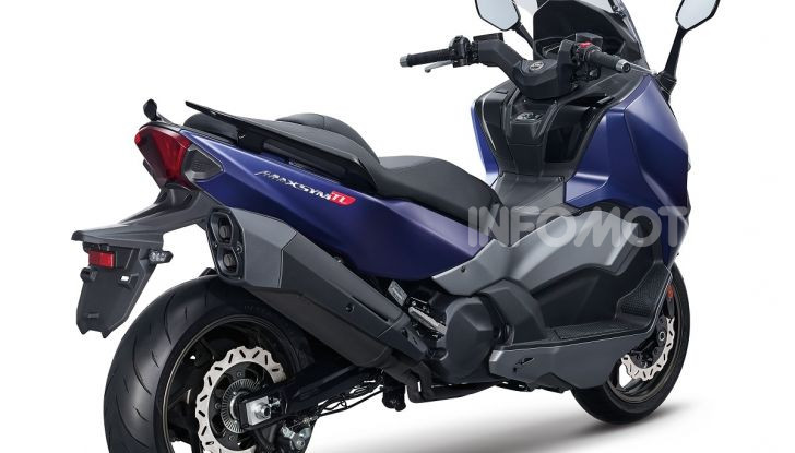 SYM: Tutte le novità moto e scooter presentate ad EICMA 2019 - Foto 42 di 68
