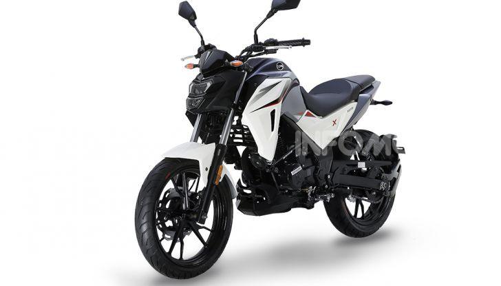 SYM: Tutte le novità moto e scooter presentate ad EICMA 2019 - Foto 56 di 68