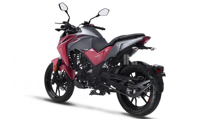 SYM: Tutte le novità moto e scooter presentate ad EICMA 2019 - Foto 60 di 68
