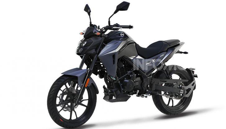 SYM: Tutte le novità moto e scooter presentate ad EICMA 2019 - Foto 54 di 68