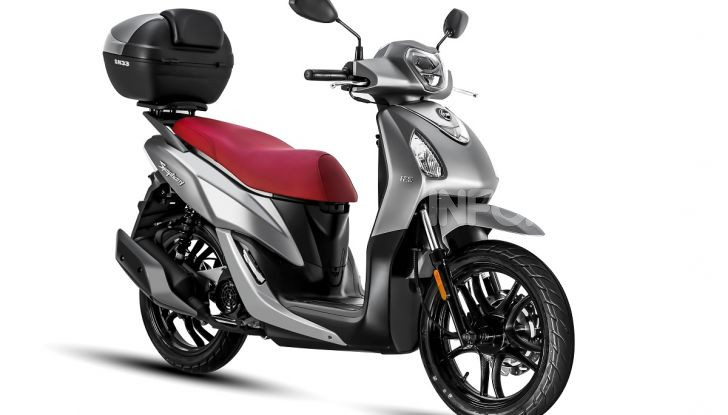 SYM: Tutte le novità moto e scooter presentate ad EICMA 2019 - Foto 67 di 68