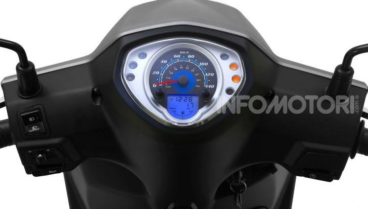 SYM: Tutte le novità moto e scooter presentate ad EICMA 2019 - Foto 68 di 68