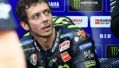MotoGP, fuori Valentino Rossi da Yamaha, correranno Vinales e Quartararo