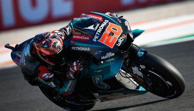 MotoGP 2019, GP di Valencia: Quartararo centra la sesta pole stagionale davanti a Marquez