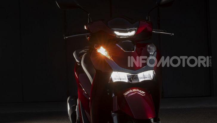 Tutte le novità Honda svelate al Salone Eicma 2019 di Milano - Foto 13 di 25