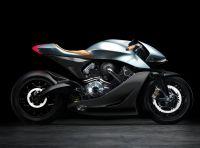 Aston Martin presenta la prima moto della propria storia