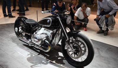 BMW Motorrad Concept R 18: il prototipo custom della casa tedesca ad Eicma 2019
