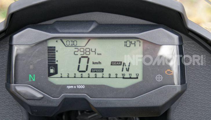 """Prova BMW G 310 GS, il punto di accesso al """"mondo giesse"""" - Foto 11 di 48"""