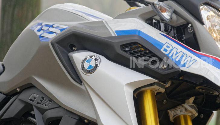 """Prova BMW G 310 GS, il punto di accesso al """"mondo giesse"""" - Foto 17 di 48"""