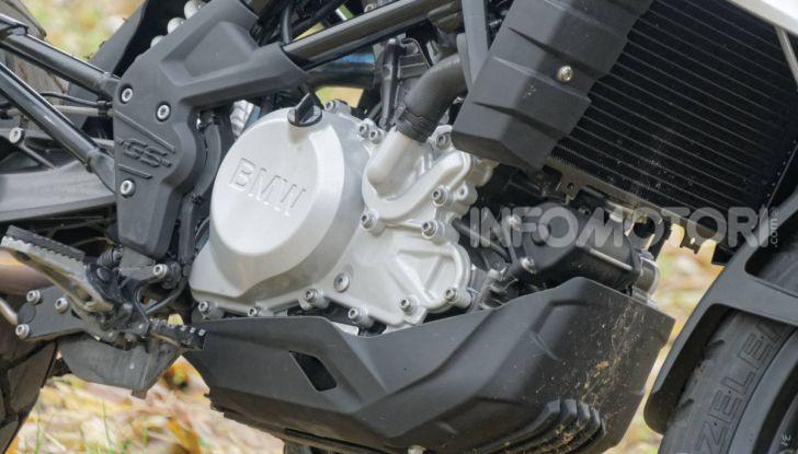"""Prova BMW G 310 GS, il punto di accesso al """"mondo giesse"""" - Foto 18 di 48"""