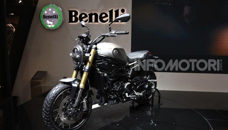 Benelli Leoncino 800 2020: il Leone ruggisce in una veste tutta nuova - Foto 1 di 6