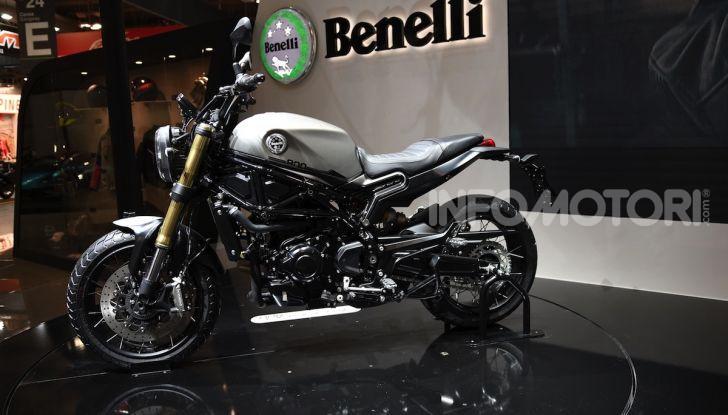 Benelli Leoncino 800 2020: il Leone ruggisce in una veste tutta nuova - Foto 4 di 6
