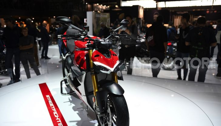 Ducati Streetfighter V4 e V4S: le super-naked da 208 cavalli in stile Panigale - Foto 14 di 40