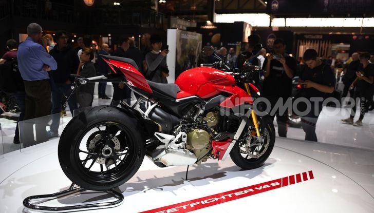 Ducati Streetfighter V4 e V4S: le super-naked da 208 cavalli in stile Panigale - Foto 9 di 40