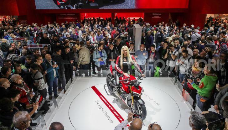 """Ducati Streetfighter V4 eletta la """"Moto più bella"""" di EICMA2019 - Foto 2 di 8"""