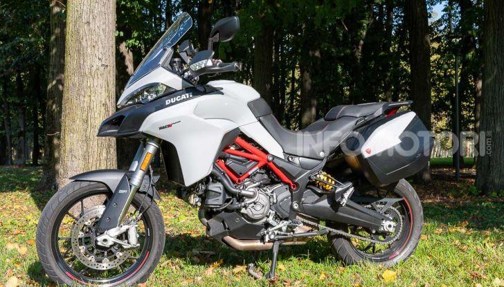 """Prova video Ducati Multistrada 950 S, la miglior """"Multi"""" di sempre? - Foto 2 di 37"""