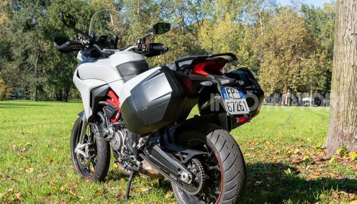 """Prova video Ducati Multistrada 950 S, la miglior """"Multi"""" di sempre? - Foto 4 di 37"""