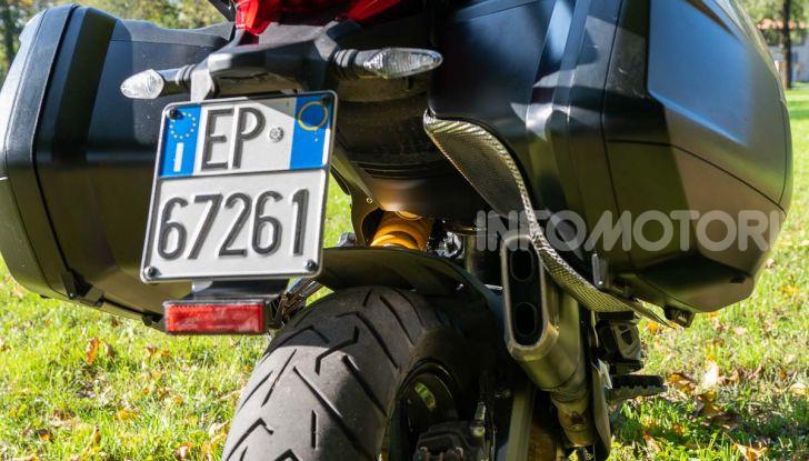 """Prova video Ducati Multistrada 950 S, la miglior """"Multi"""" di sempre? - Foto 13 di 37"""