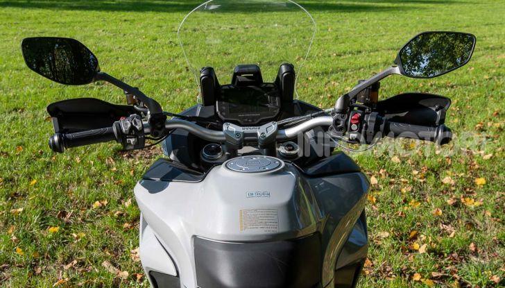 """Prova video Ducati Multistrada 950 S, la miglior """"Multi"""" di sempre? - Foto 16 di 37"""