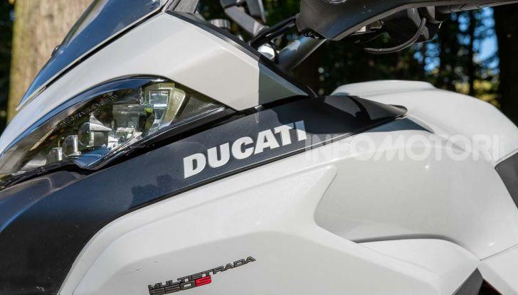 """Prova video Ducati Multistrada 950 S, la miglior """"Multi"""" di sempre? - Foto 18 di 37"""