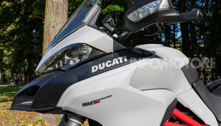 """Prova video Ducati Multistrada 950 S, la miglior """"Multi"""" di sempre? - Foto 19 di 37"""