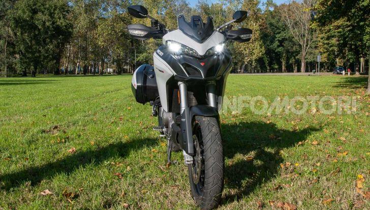 """Prova video Ducati Multistrada 950 S, la miglior """"Multi"""" di sempre? - Foto 21 di 37"""