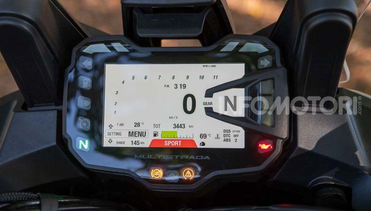 """Prova video Ducati Multistrada 950 S, la miglior """"Multi"""" di sempre? - Foto 25 di 37"""