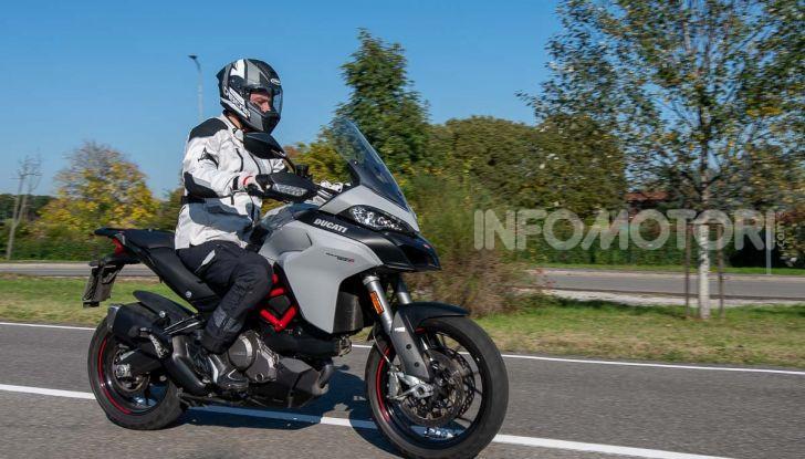 """Prova video Ducati Multistrada 950 S, la miglior """"Multi"""" di sempre? - Foto 27 di 37"""