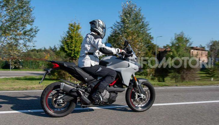 """Prova video Ducati Multistrada 950 S, la miglior """"Multi"""" di sempre? - Foto 29 di 37"""
