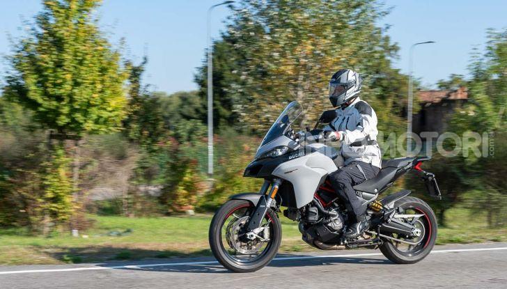 """Prova video Ducati Multistrada 950 S, la miglior """"Multi"""" di sempre? - Foto 30 di 37"""