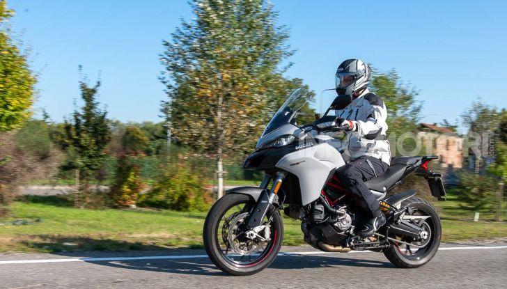 """Prova video Ducati Multistrada 950 S, la miglior """"Multi"""" di sempre? - Foto 32 di 37"""