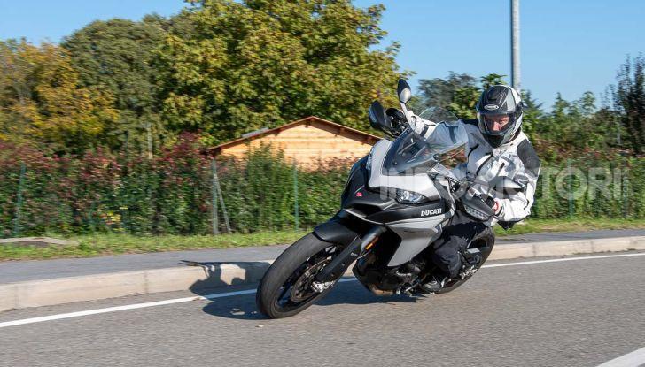 """Prova video Ducati Multistrada 950 S, la miglior """"Multi"""" di sempre? - Foto 34 di 37"""