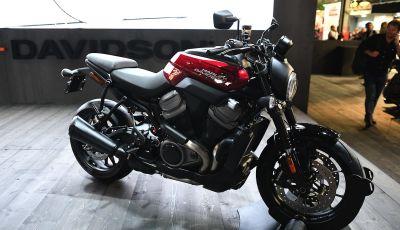 Harley-Davidson Bronx 2020: in arrivo una streetfighter da 975cc