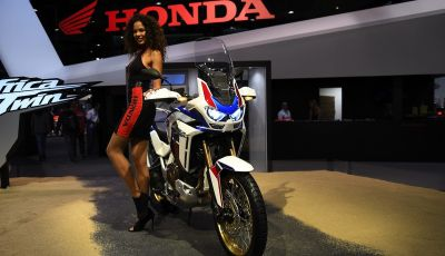 Honda Africa Twin 1100 2020: due versioni, più potenza, nuovo stile ed Euro 5
