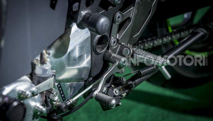 Kawasaki accelera verso la produzione della prima moto elettrica - Foto 6 di 11