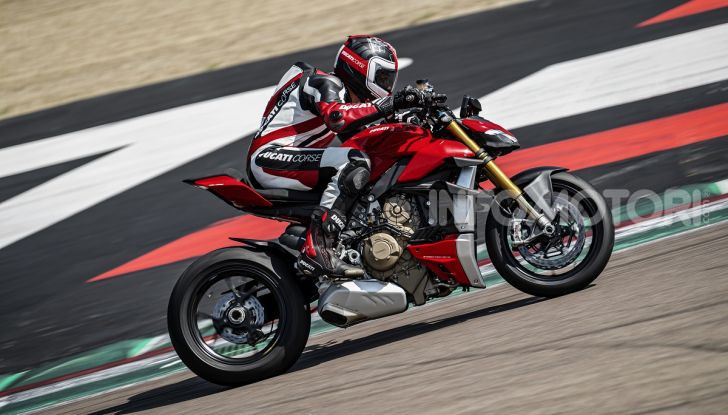 Ducati Streetfighter V4 e V4S: le super-naked da 208 cavalli in stile Panigale - Foto 18 di 40